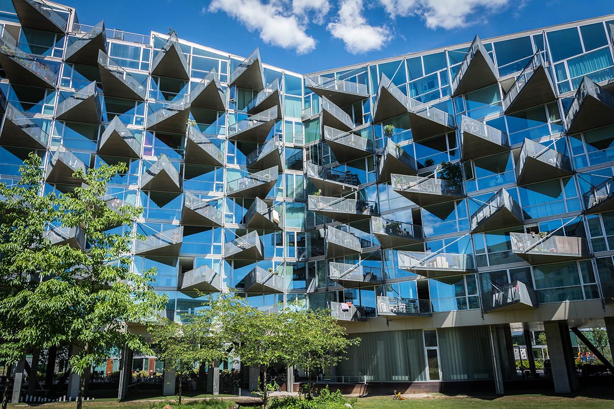 VM building