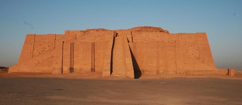 Ur_Ziggurat