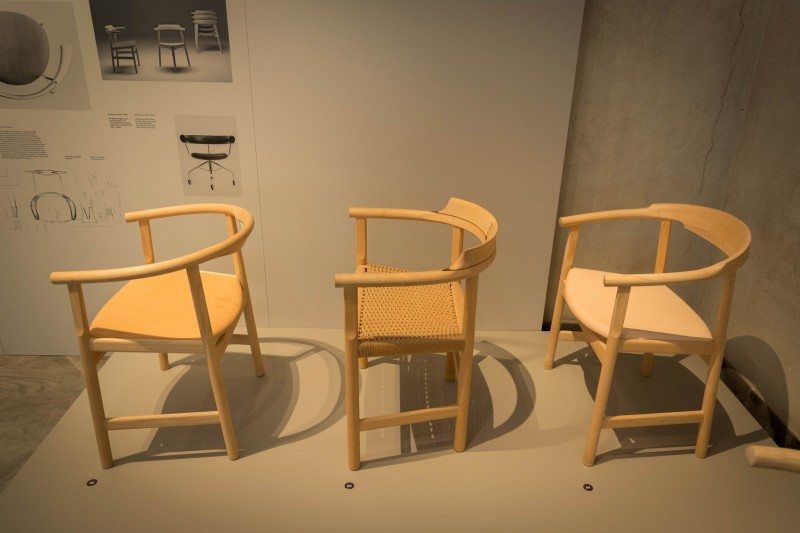 wegner, chair