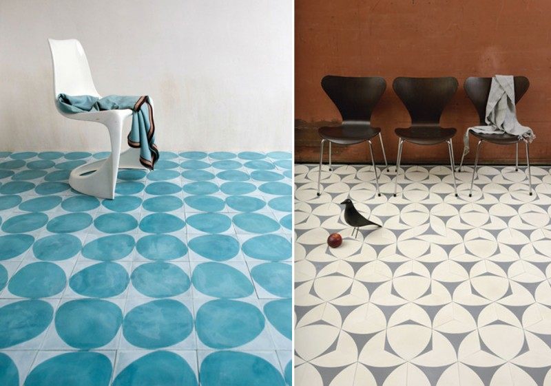 baldosa hidraulica diseño arquitectura interiorismo Arze Alicante