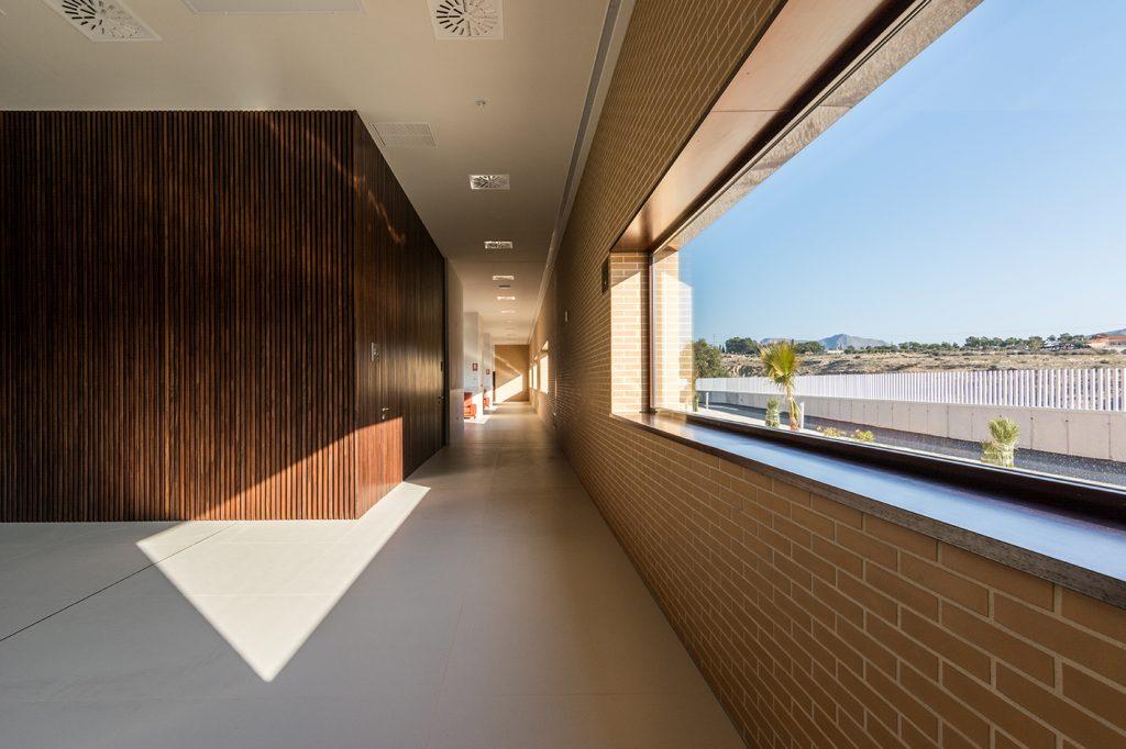 Arquitectura, Interiorismo, Arze, Alicante, Monóvar, Tanatorio, Obra, Construcción, Proyecto