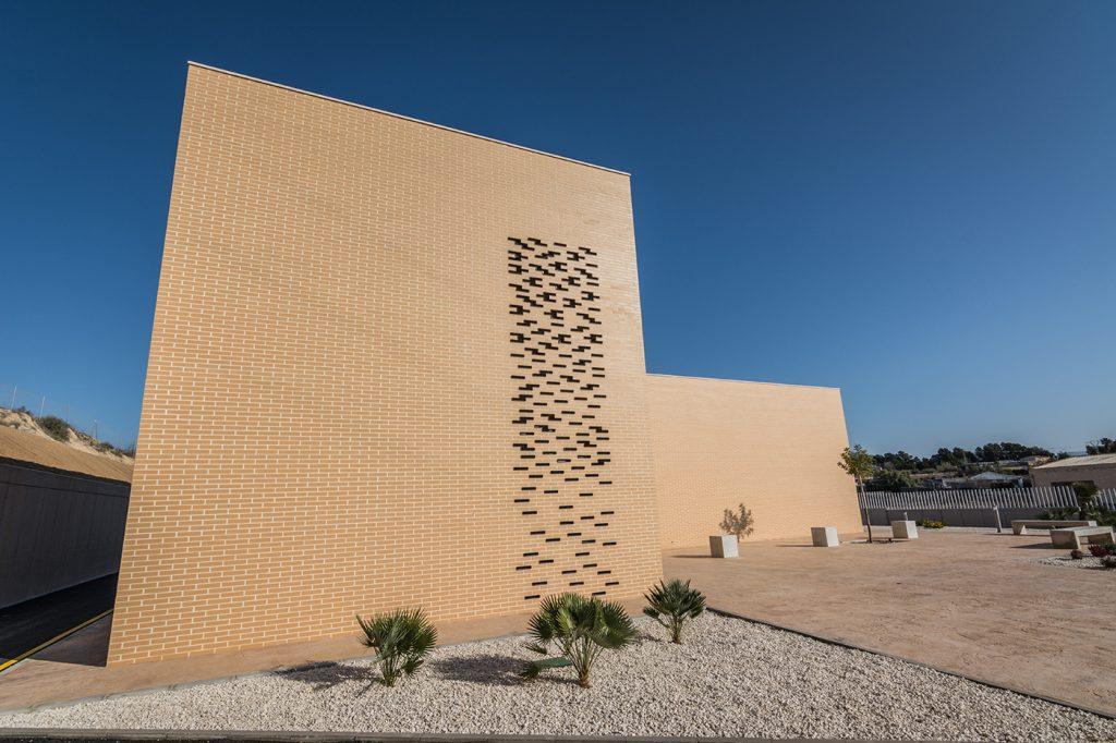 Fachada, Arquitectura, Obra, Monóvar, Arze, Alicante, Proyecto