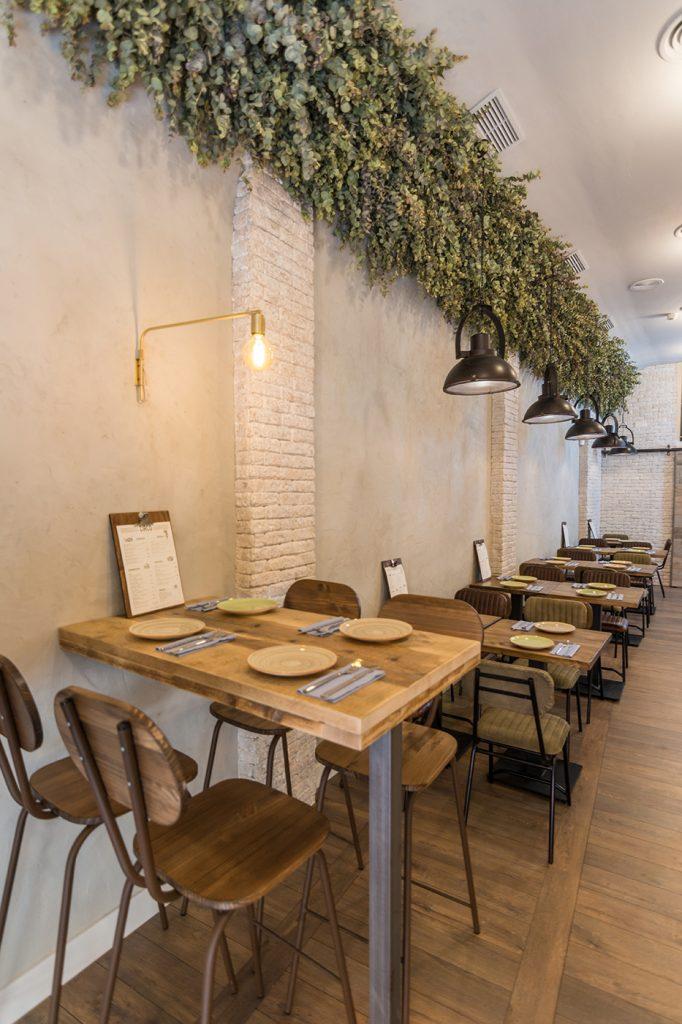 Circo, Alicante, Arze, Arquitectura, Interiorismo, Proyecto, Restaurante, Hamburguesas, Reforma, Local, Local comercial