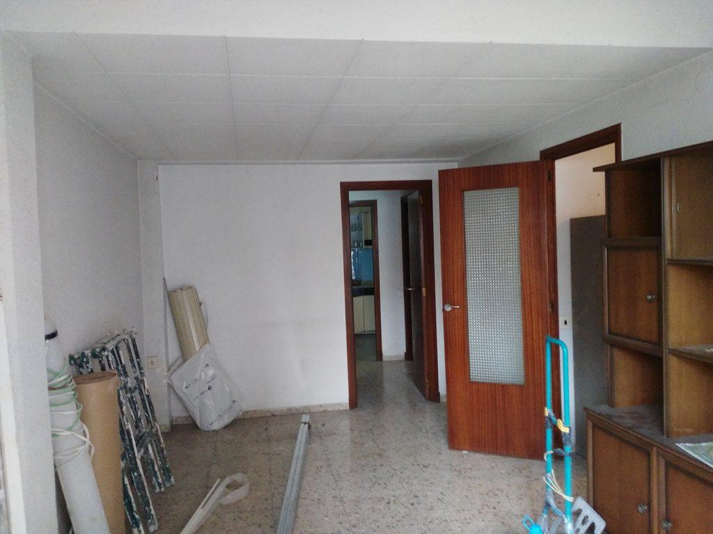 Arquitectura, interiorismo, proyecto, reforma, Alicante, Estudio Arze, obra